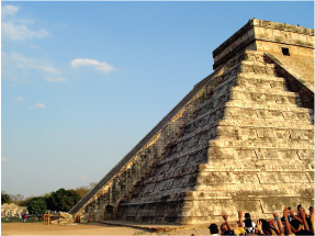 PICTURE TOUR CHICHEN ITZA ECONOMICO